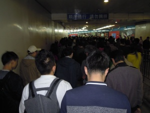 andiamo a prendere il metrò!!!!
