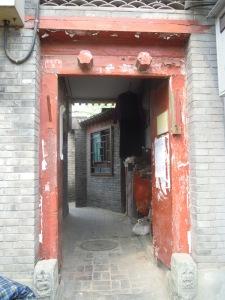 Hutong di Donxi