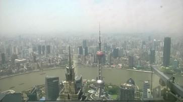 Shanghai il Bund e i Grattacieli (15)