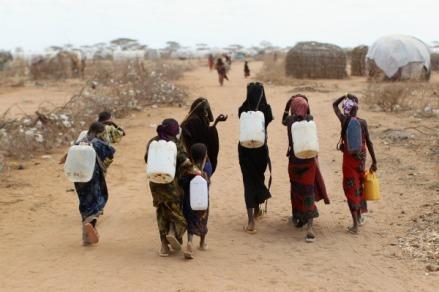 <> on July 22, 2011 in Dadaab, Kenya.